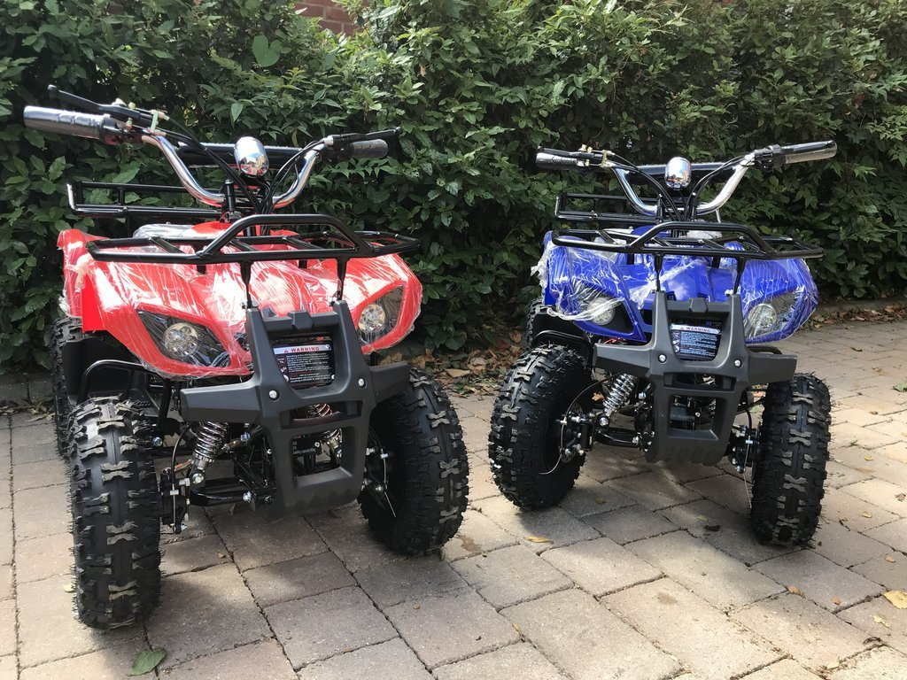 Five Reasons to Buy an Electric Quad Bike