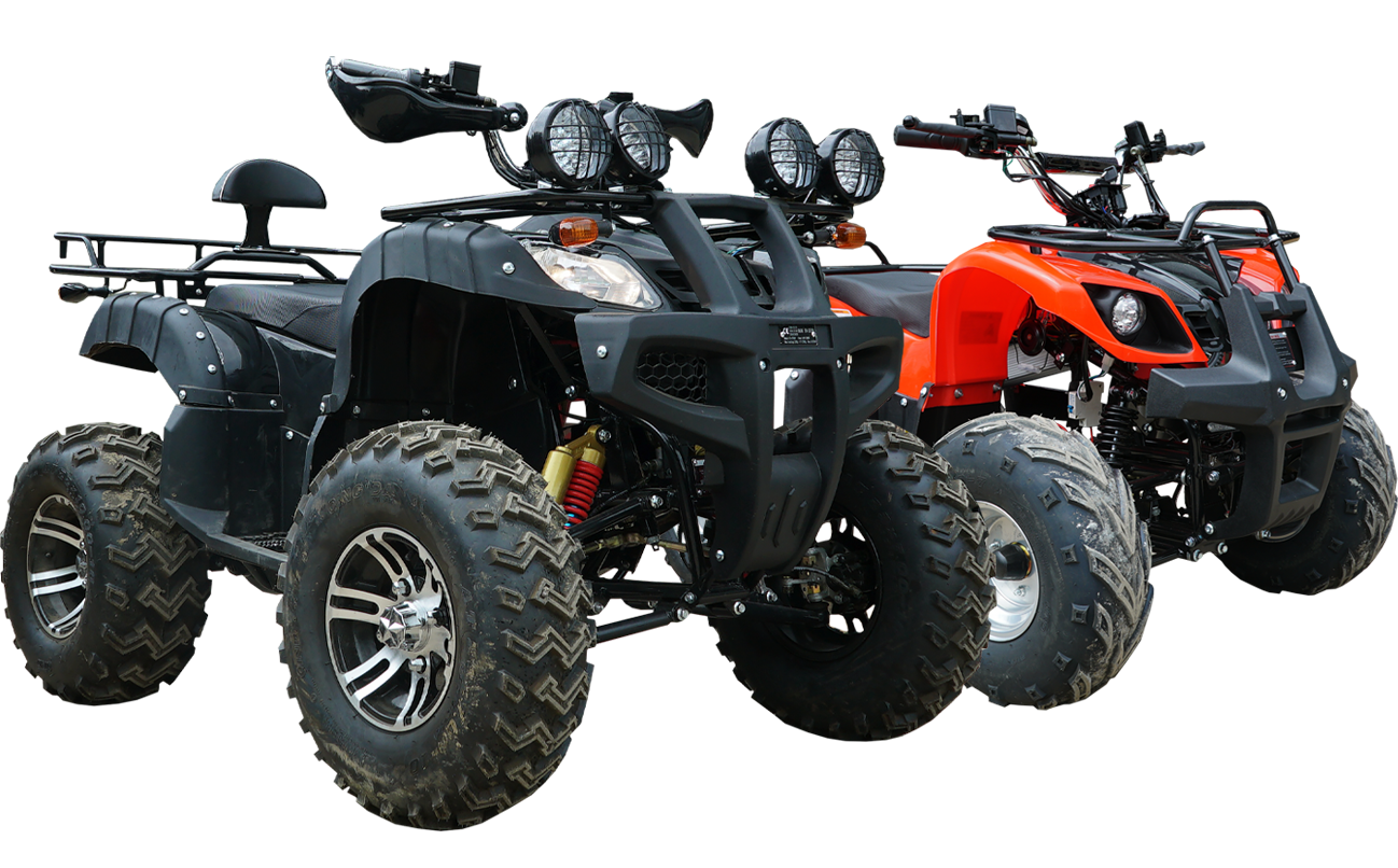 Electric Adult Quad Bikes