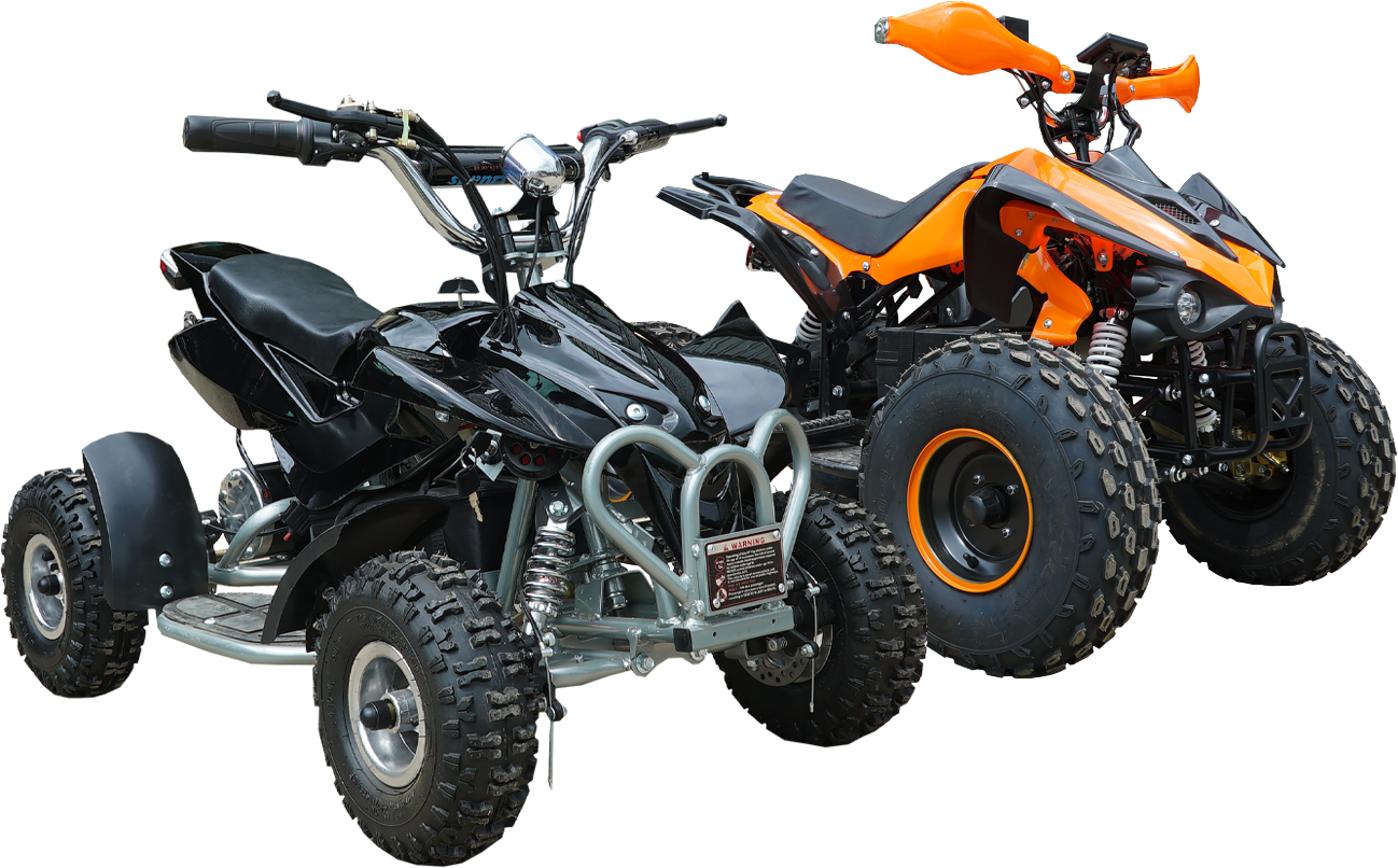 Electric Kids, Teen & Adult Quad Bikes