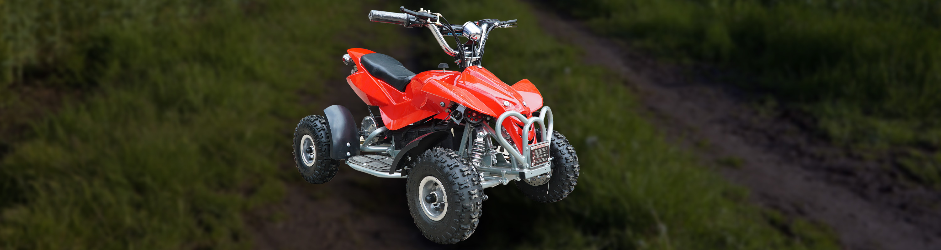 Electric Kids Quad Bikes