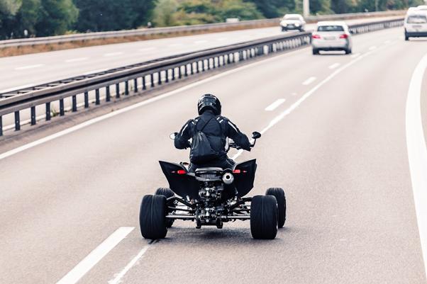 What Are The Laws Regarding Quad Bikes